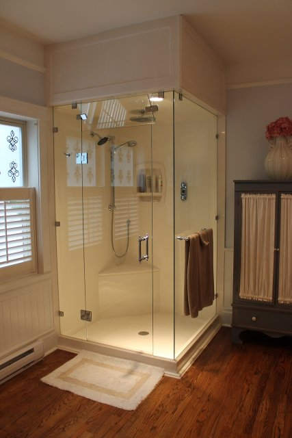 Steam Showers Edmonton - Custom steam showers