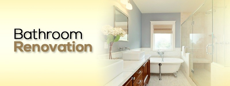 Bathroom Renovations Edmonton - bathroom remodeling